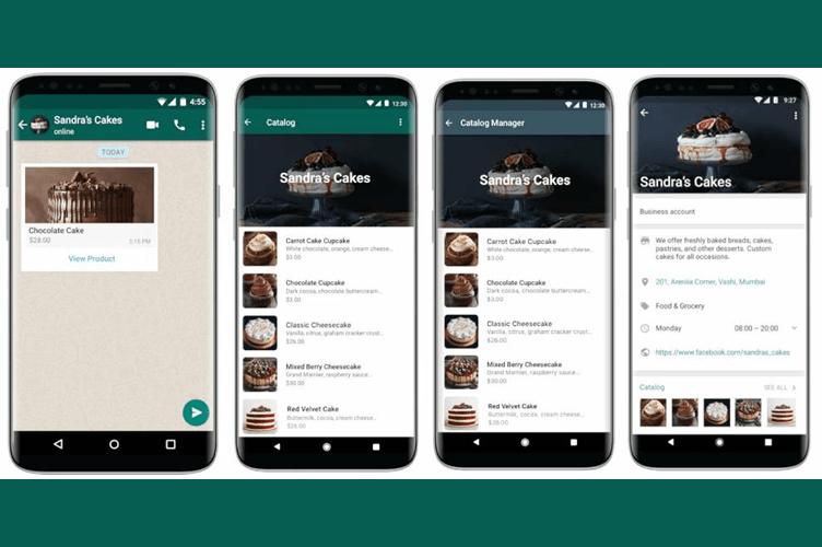 Criar um catálogo para anunciar imóveis no Whatsapp
