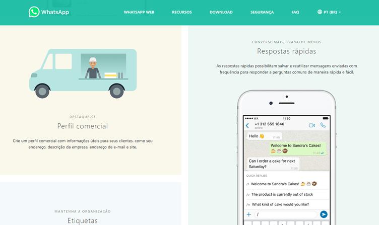 Ferramentas para o Corretor de Imóveis - Whatsapp Business