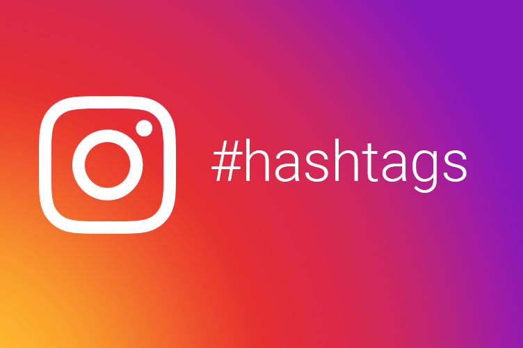 Hashtags básicas para o marketing no Instagram