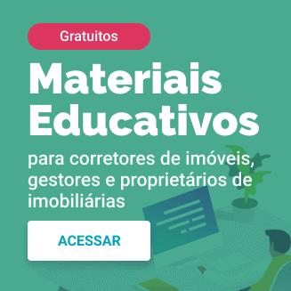 Acesse os Materiais Educativos Gratuitos para Corretores de Imóveis e Imobiliárias