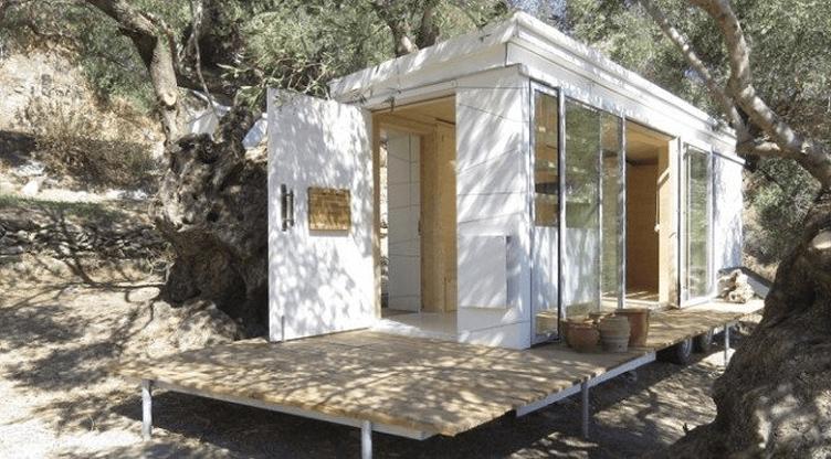 Micro Casas no campo