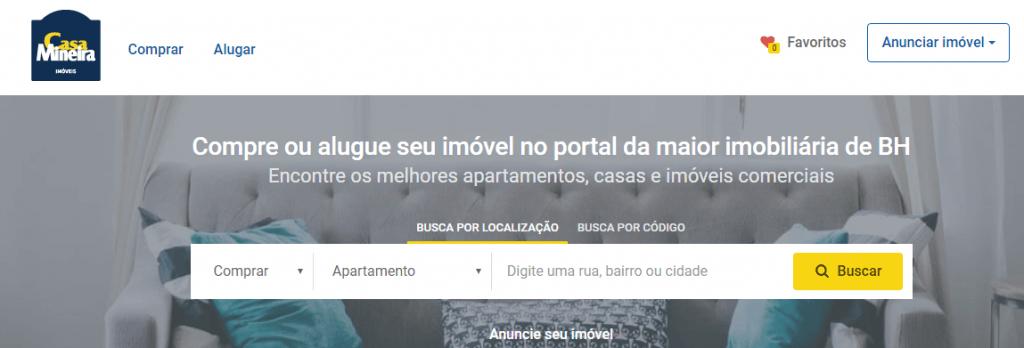 Anúncios de imóveis em Belo Horizonte - Casa Mineira
