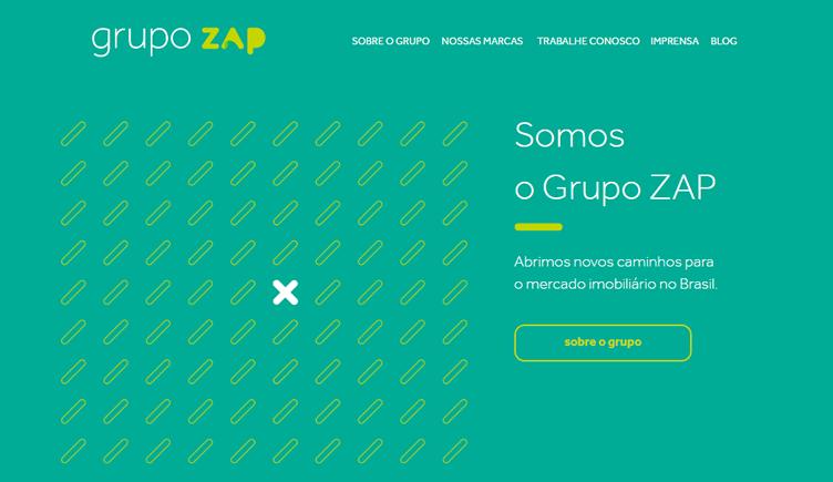 Sites do Zap Imóveis - Grupo Zap
